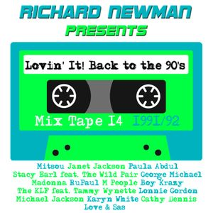 Lovin' It! Back to the 90's Mix Tape 14