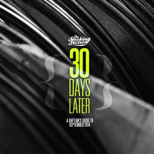 The Smoking Section Presents 30 Days Later: Sept 2014 Mixed By Trackstar The DJ