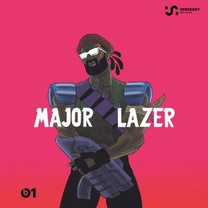 Major Lazer - Beats 1 Lazer Sound 050 by Speeeedy EDM Blog | Mixcloud
