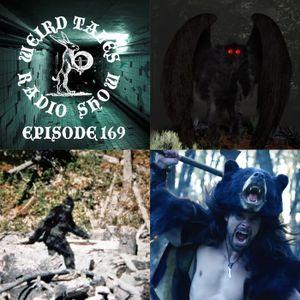 Weird Tales Radio Show 169