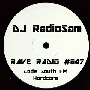 RadioSam Presents RAVE RADIO #047 LIVE on Code South FM 27/06/2017