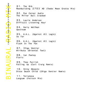 Binaural #038 - Zhino [Marzo 06, 2018]