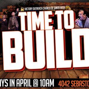 Pastor Jose Guadarrama: Time To Build Series Part 3 (4.17.16) Luke 14:28-30