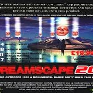 Kenny Ken/Easygroove - dreamscape 20 The Big Outdoors (9.9.95)