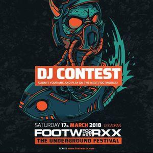 Footworxx - The Underground Festival Dj Contest By Devasted.