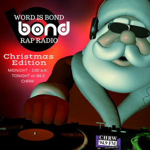 The Word is Bond Christmas Special (2016)