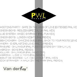 PWL Compilation Megamix