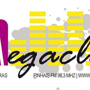 Programa Megaclub - DJ JOE K