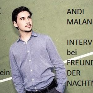 Freunde der Nachtmusik 13/2/2015 mit Andi Malanders