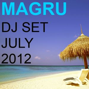 MAGRU_DJ Set_July 2012_Summer Feeling