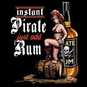 A Pirate's Bottle o' Rum