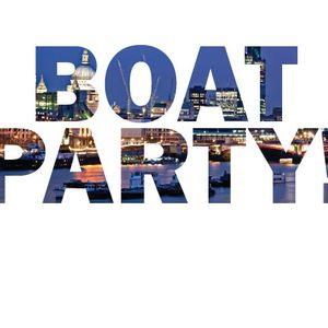 Live from Lisboa Boat Party (Lisboa Vista do Tejo)