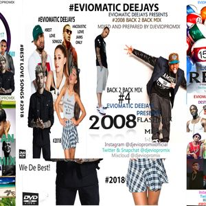 MASHUP 9 - Best Of 2018 EVIOMATIC DEEJAY's NonStop by