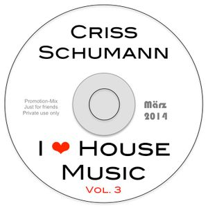 I love House Music Vol.3