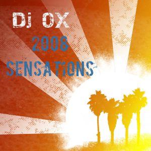 Dj OX - 2008 Sensations