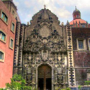 Paseos culturales: las portadas barrocas de la ciudad de México