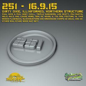 The Bottomless Crates Radio Show 251 - 16/9/15