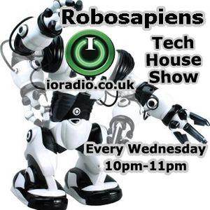 Robosapiens with Matt Vein featuring David Mayer on IO Radio 01/04/15