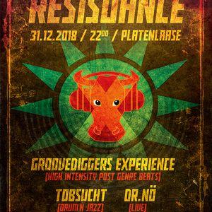 Kolja live @ Resisdance ; Platenlaase 31.12.2018