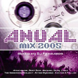Anual Mix 2005 by Dj Fernando (2005)