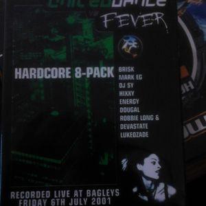 hixxy @ United Dance Vs Fever @ Bagleys 07-07-2001