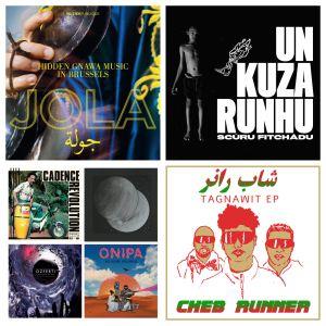 Rebel Up Nightshop #70: JOLA Hidden Gnawa, Scuru Fitchadu, Onipa, Ozferti, Cheb Runner & more