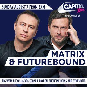 Matrix & Futurebound on The Residency (September 7th 2014)