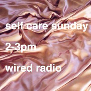 self care sunday - 24th January 2016