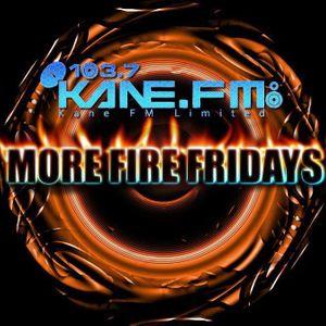 KFMP: More Fire Fridays - Drum and Bass - 17/08/2012