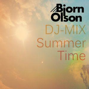 Bjorn Olson's DJ-Mix Summertime