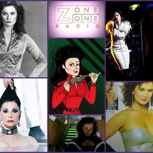 Commander Fenice For ZoneOneRadio - Jane Badler Radio Show And Interview