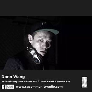 SGCR Radio Show #40 - 28.02.2018 Episode Part 1 ft. Donn Wang