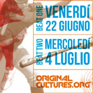 ORIGINAL CULTURES 2012 @ Mixology