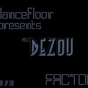 Report2Dancefloor Radio pres. Factory Radio   Mixtape by Dezou (GR)  28.03.2016