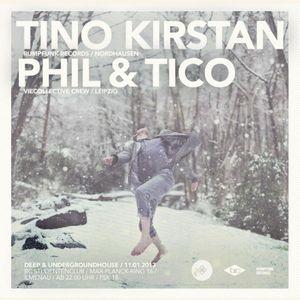 Phil & Tico @ BC-Club, 11.01.2013
