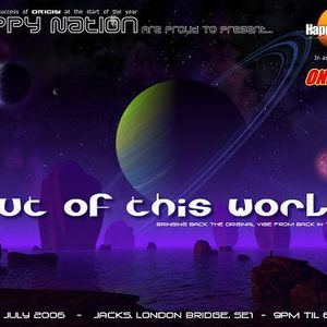 DJ ESP & Flipside - Live @ Out Of This World