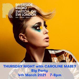 Caroline Mabey Show - Big Party - 04/03/21