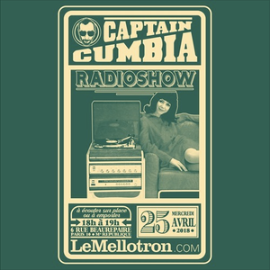 Captain Cumbia Radio Show #43