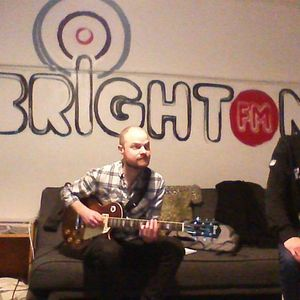 LIVE SESSION SPECIAL: Nicolas and the Saints, hosted by Christopher Spring on 1 Brighton FM 25.4.17