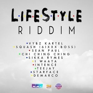 "Mr. Bruckshut - ""Lifestyle Riddim (2019) Pree-Mix"""
