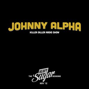 The Heavy Sugar sessions - DJ Johnny Alpha, Nov '12