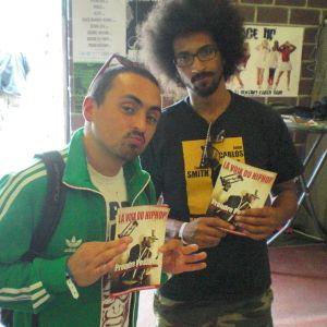 Emission La Voix du HipHop du Samedi 15 septembre 2012
