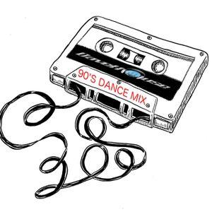 90's Dance Mix (April 2017)