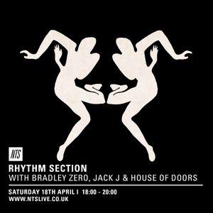 Rhythm Section w/ Moodhut - 18th April 2015