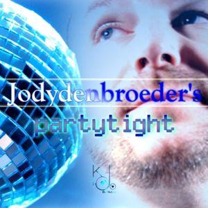 Jodydenbroeder's Partytight (DJ Kilder Dantas Homage Mixset)