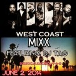West Coast Mix 90's and 2000's