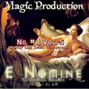 DJ AM - Number One Vol.5 ( ENomine Darkness Megamix