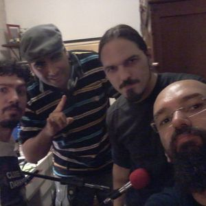 Programa Brazucas do Rock 224 - Entrevista com a banda Água Pesada - 24/03/2016