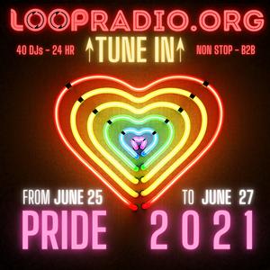 Andrew PryLam - LOOP Radio Pride 2021 [27    06    21]