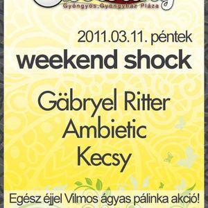 03.11@Live at Gyöngy Bowling, Gyöngyös